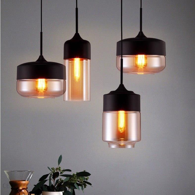 AliExpress Europejskie Szklane Lampy Wiszące Lampy Nordic Retro Wiszące Strona Główna Oświetlenie Oprawa Jadalnia Restauracja Bar Droplight Kawiarni