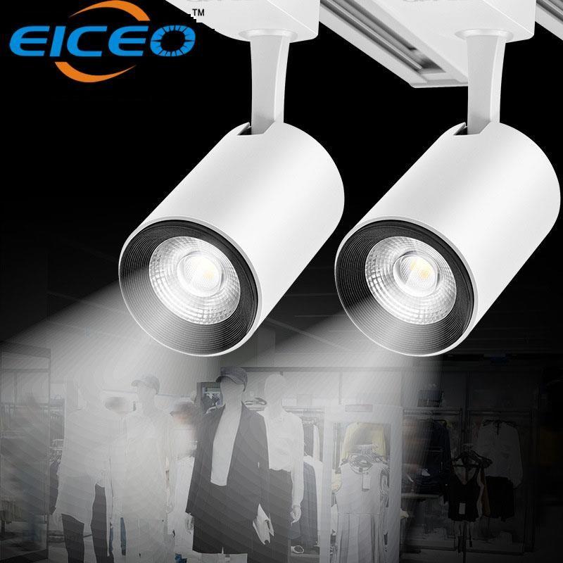 Aliexpress Led Track Light 5 W Smd Sufitu światła Do Oświetlenia Toru Kolejowego Lampa Wisząca Ubrania Buty Sklep Sklep Lampy Wewnętrzne Reflektory