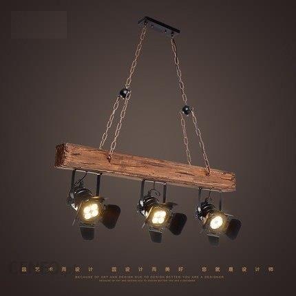 Aliexpress Loft Styl Twórczy Drewniane Jadalni Droplight Przemysłowych Rocznika Wisiorek Oprawy Oświetleniowe Led Lampy Wiszące Oświetlenie Wewnętrzne