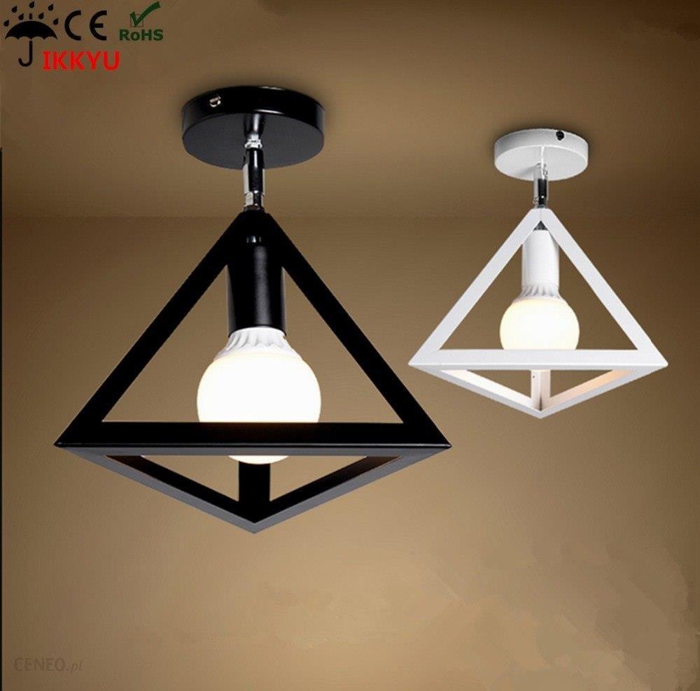 Aliexpress żelaza Osobowości Doprowadziły Lampy Sufitowe Kuchni Restauracji Foyer Korytarz światła Zewnętrzne światła Przejściach I Korytarzach Kreaty