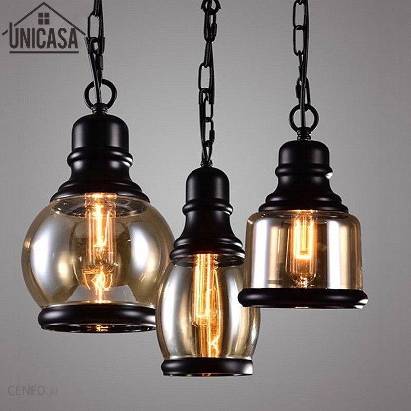 AliExpress Nowoczesne lampy wiszące Przemysłowe Bar Bursztynowe światło Szkło Antyczne światła suficie kuchnia lampy do dekoracji wnętrz oświetlenie h