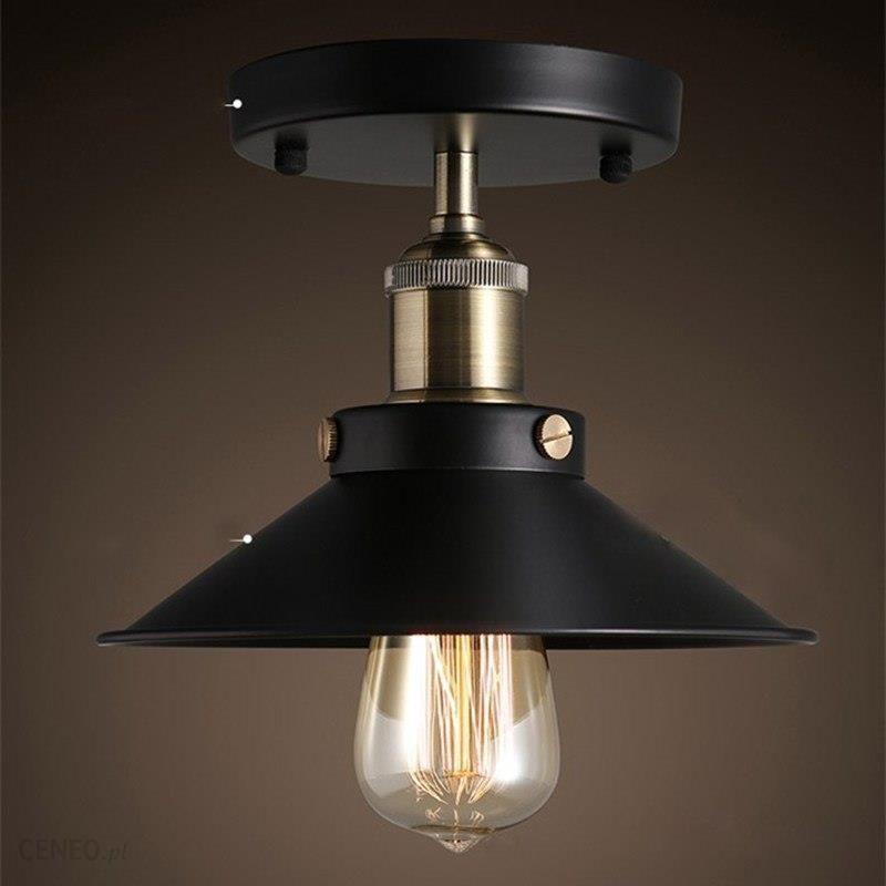 Aliexpress Rocznika Lampy Sufitowe żelaza Czarny Lampa Sufitowa Retro Klatka światła Kuchnia Oprawy Kostium Lamparas De Techo Oświetlenie Domu