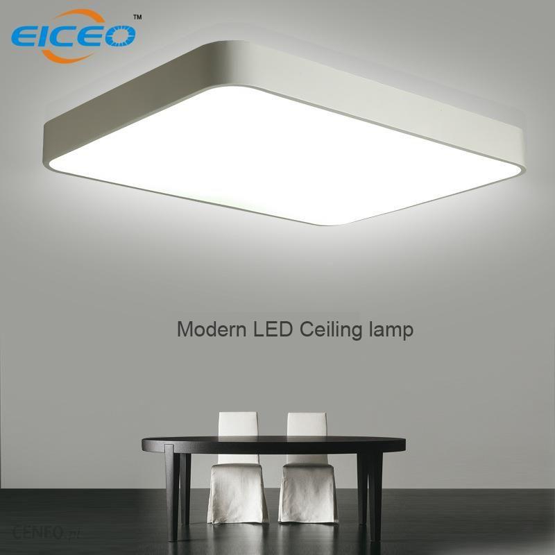 Aliexpress Eiceo Led Lampa Sufitowa Salon Nowoczesny Zdalne ściemniacz światła Do Sypialni Lampy Sufitowe Akrylowe Aluminium Darmowa Wysyłka