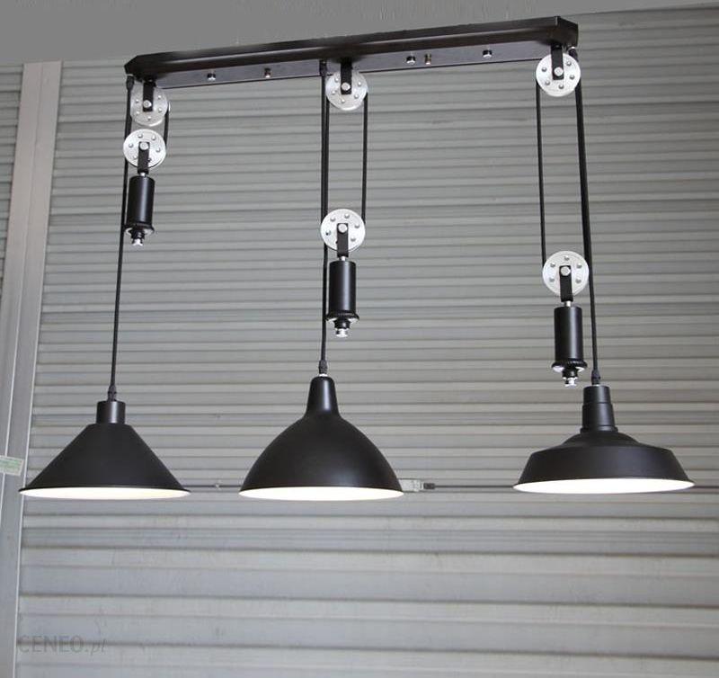 lampy przemysłowe wiszące led