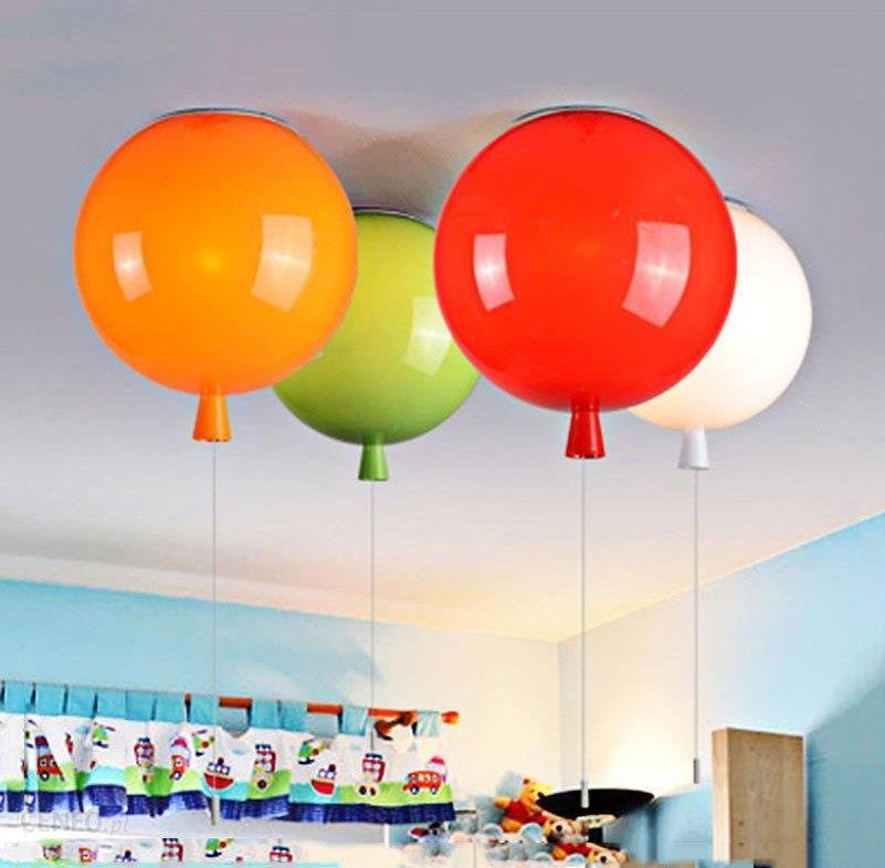 AliExpress (Wecus) Moda balon lampy lampy sufitowe, kolorowe dziecko dziecko pokój lampy, jadalnia sypialnia lampki nocne oświetlenie balkon lamparas