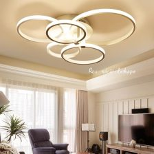 Aliexpress Nowa Konstrukcja Aluminiowa Nowoczesne Lampy Sufitowe Led