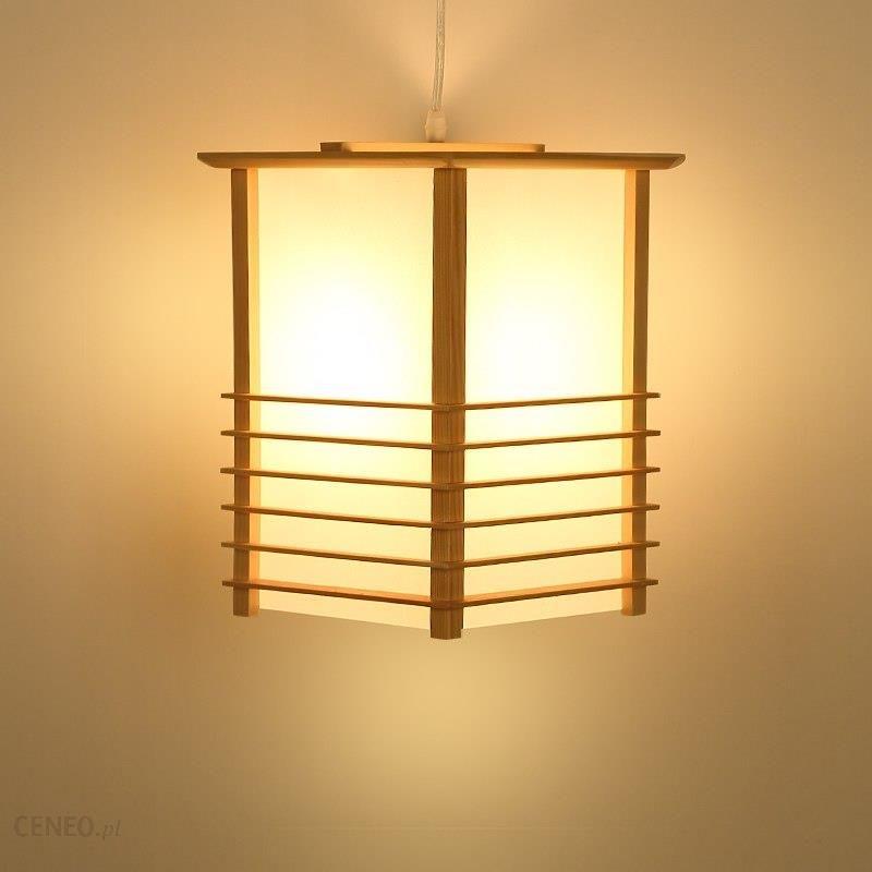 Aliexpress Washitsu Tatami Japoński Wisiorek światła Lampy Restauracja Przedpokój Salon Wystrój Okna Szyba Shoji Japonia Oświetlenie I Lampy