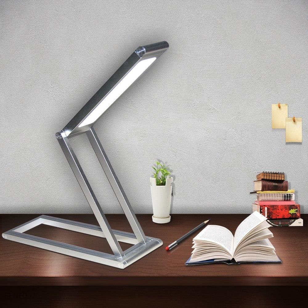 Aliexpress New Arrival Changable Led Lampa Stołowa Nowoczesny Mody Dekoracyjne Lampy Biurko W Salonie Oczu Ochrona Czytanie Lampa Stołowa Diody