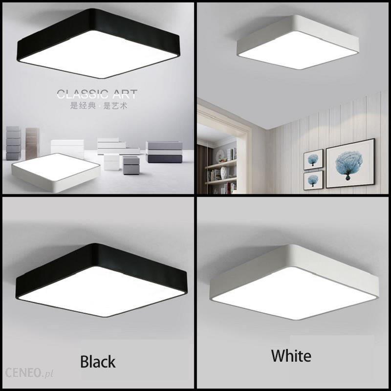 Aliexpress Nowy Akrylowe Nowoczesne Lampy Sufitowe Led Do Salonu Sypialni Plafon Led Sufitowe Oświetlenie Domu Oświetlenie Domu Lampy Oprawy Oświetlen