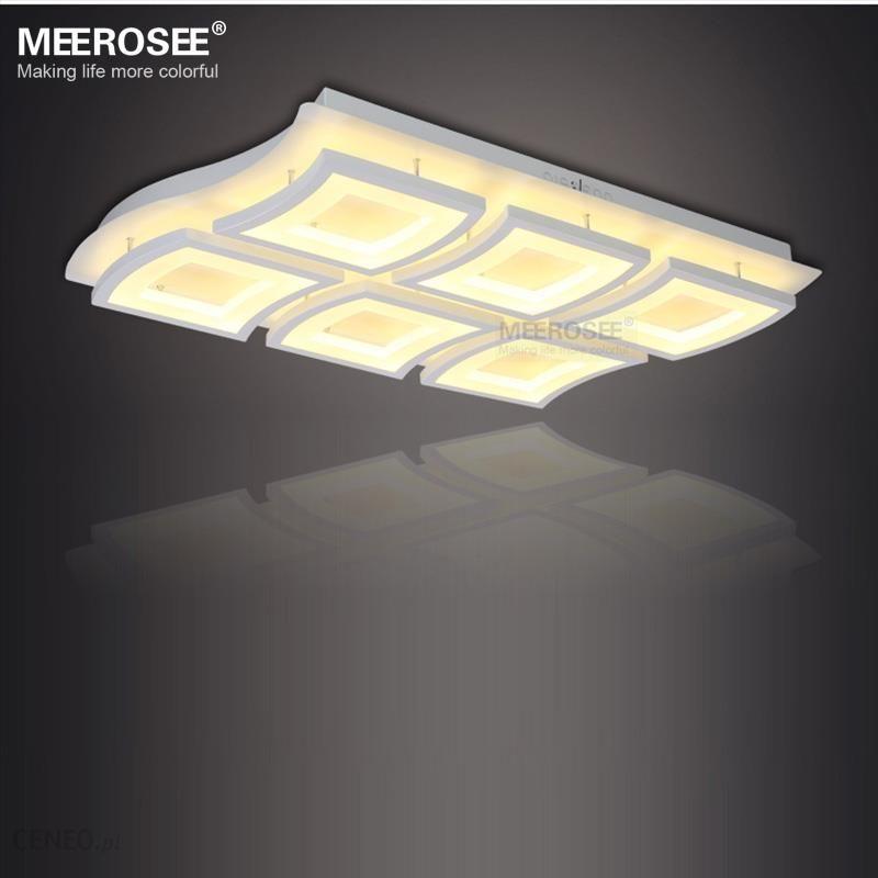 Aliexpress Nowy Projekt Prowadzony światło Białe Akrylowe Lampy Sufitowe Nowoczesne Oświetlenie Sufitowe Led Energooszczędna Lampa Sufitowa Szybka Wys