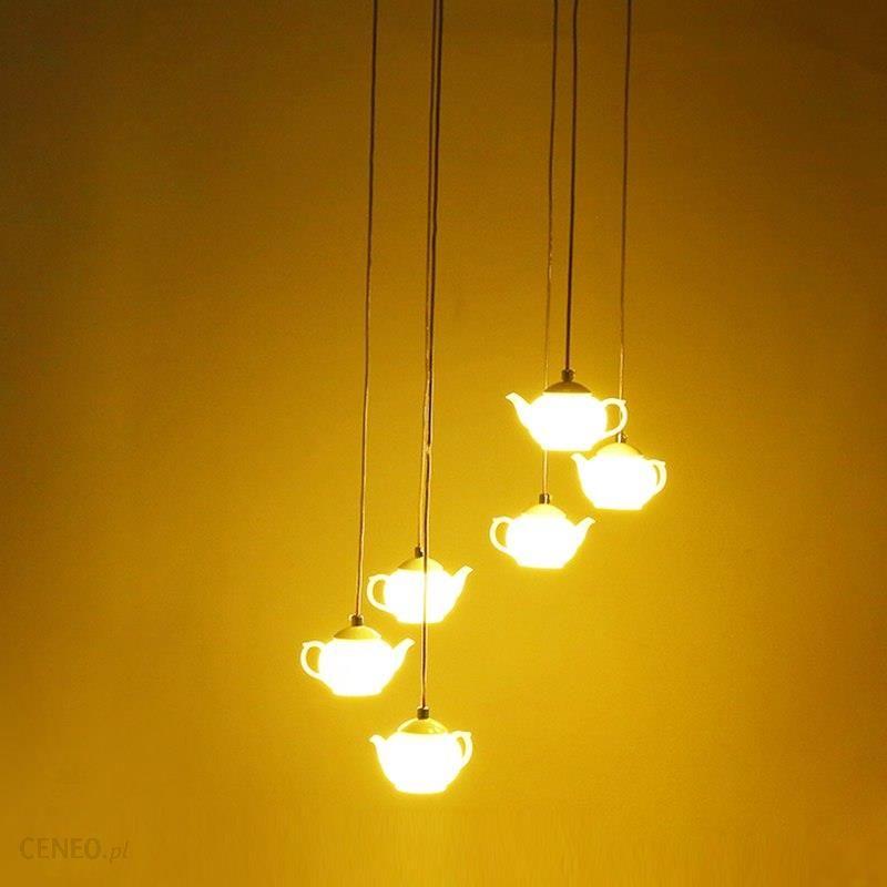 Aliexpress Iproled Kolor Rgb Wtc ściemniania Wtc I Jasność Regulowana K9 Kryształ Czajnik Projekt Oświetlenie Sufitowe Led Ceneopl