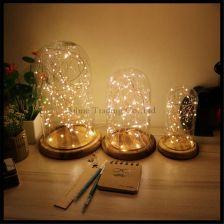 Aliexpress 6 V Linia Usb Nowoczesne Biurko Lampa Led światła 220 V Adapter Oświetlenie Led Biurko Lampki Nocne światło Dla Sypialni Tabeli Dekoracji D