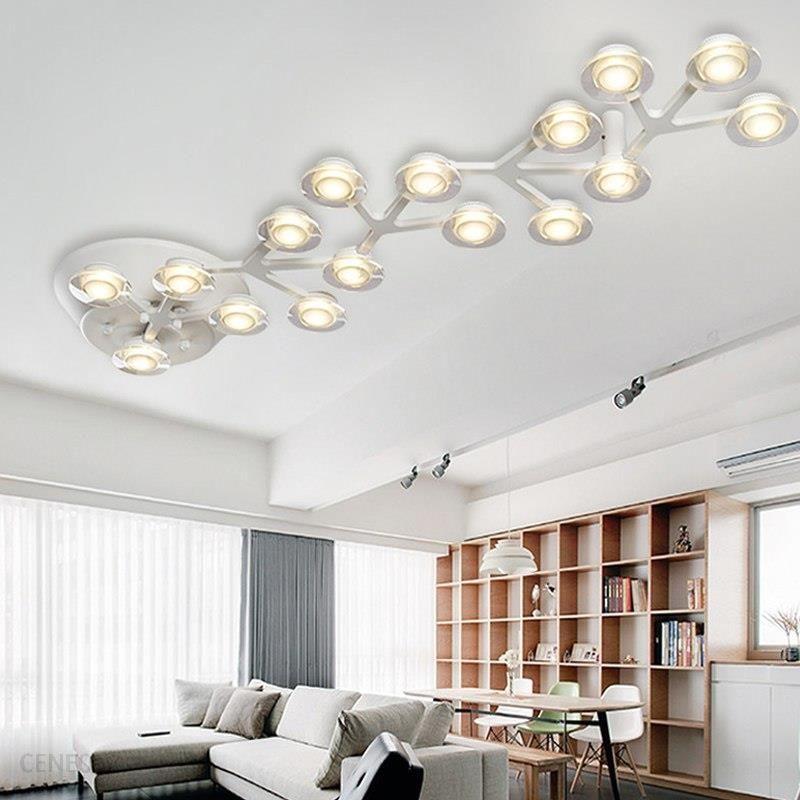Aliexpress Nowoczesne Zawieszenie Lampy Led Lampy Sufitowe Dla Salon Sypialnia Kuchnia Oświetlenie Oprawa Jadalnia Lamparas De Tech Ceneopl
