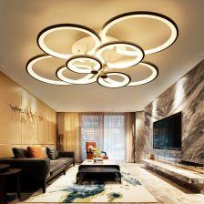 AliExpress NEO Gleam pilot salon sypialnia nowoczesne lampy