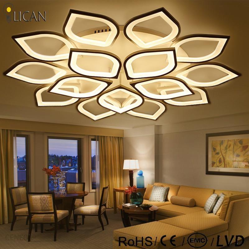 Aliexpress Lican Nowoczesne Lampy Sufitowe Led żyrandol światła Do