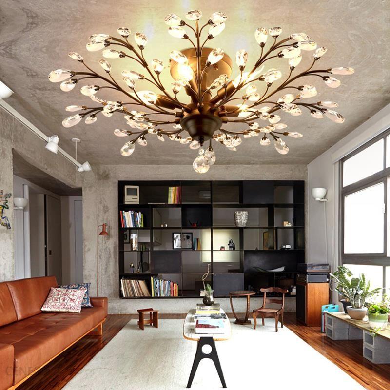 Aliexpress Vintage Oprawa Lampy Sufitowe Salon Sypialnia Kuchnia