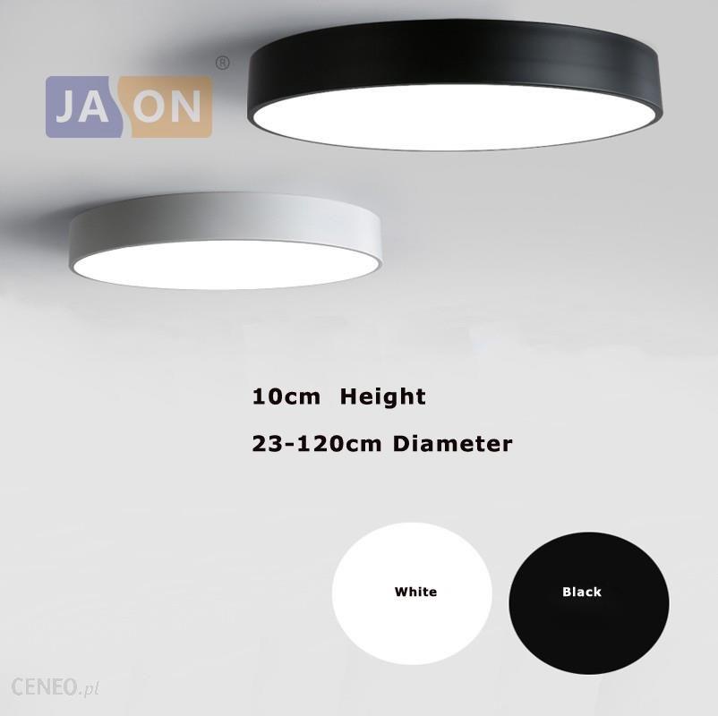 AliExpress LED Nowoczesny Akryl Stop Czarny Biały Okrągłe Lampy LED. LED Światła. lampy sufitowe. oświetlenie Sufitowe Led. lampa sufitowa Do Przedpok