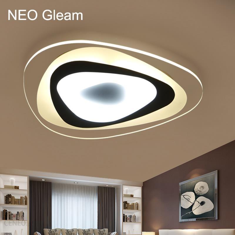 Aliexpress Ultra Cienki Akrylowe Nowoczesne Oświetlenie Led Lampy Sufitowe Do Salonu Sypialni Plafon Domu Oświetlenie Domu Lampy Sufitowe Oprawy Oświe