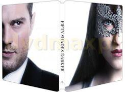 7bdf74936e78a4 Fifty Shades Darker (Ciemniejsza strona Greya) (steelbook) (IT) [Blu ...