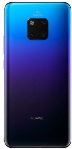 d67bed246e4 ... Smartfon Huawei Mate 20 Pro 128GB Twilight - zdjęcie 2 ...