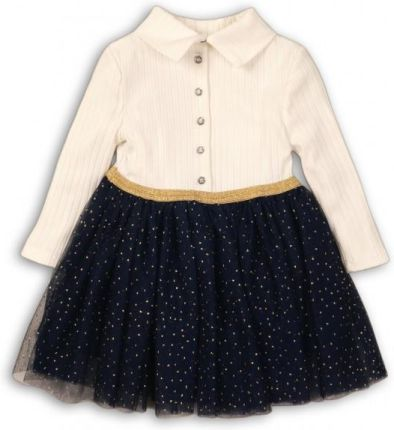 79715444 VOGA Italia elegancka biała sukienka dziewczęca - Ceny i opinie ...