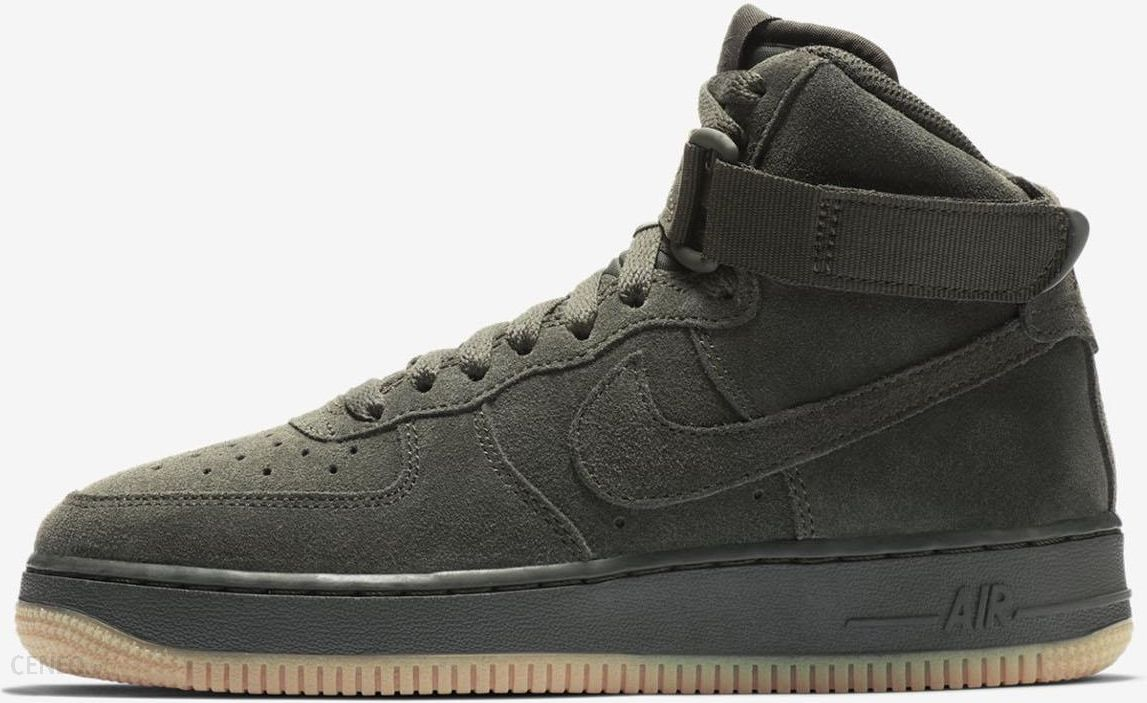 Nike Buty AIR FORCE 1 HIGH LV8 (GS) 807617 002 Ceny i opinie Ceneo.pl
