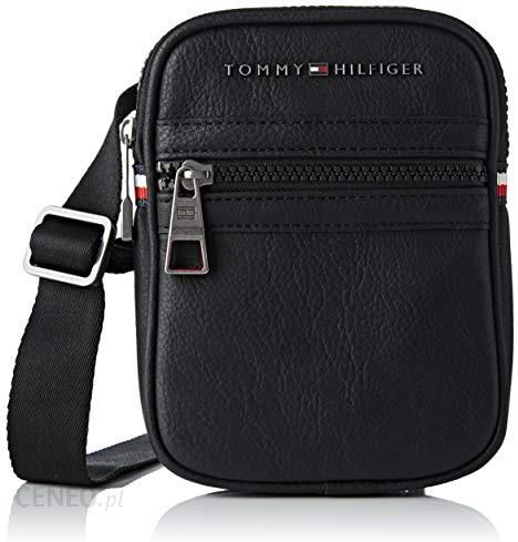 a4b6b693fc2c3 Amazon gsell torba na ramię Tommy Hilfiger am0am03225, czarna synthétique  façon Cuir, kolor: