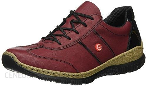 Amazon Rieker N3220 damskie buty sportowe czerwony 39 eu Ceneo.pl