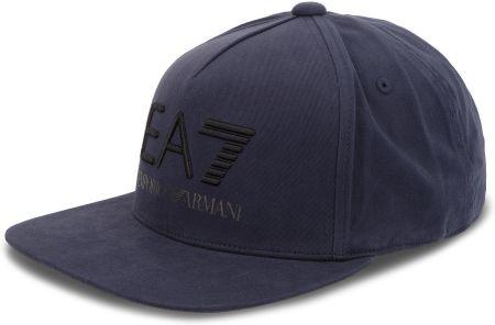 a681f1d4224 Czapka z daszkiem EA7 EMPORIO ARMANI - 275694 8A818 06935 Navy Blue eobuwie