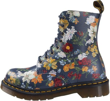 4bb482fae034b glany DR. MARTENS - DM 1460 PASCAL DF NAVY DARCY FLORAL (DM23876417)