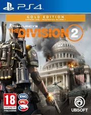 Tom Clancy's The Division 2 Edycja Gold (Gra PS4)