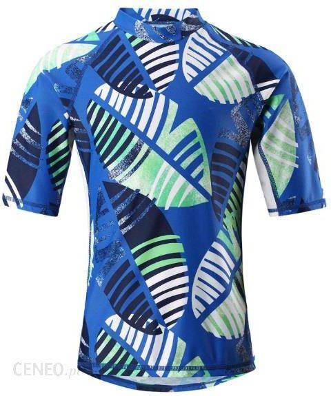 bca4e33b Reima T-shirt dziecięcy Fiji UV 50+ 134 niebieski - Ceny i opinie ...
