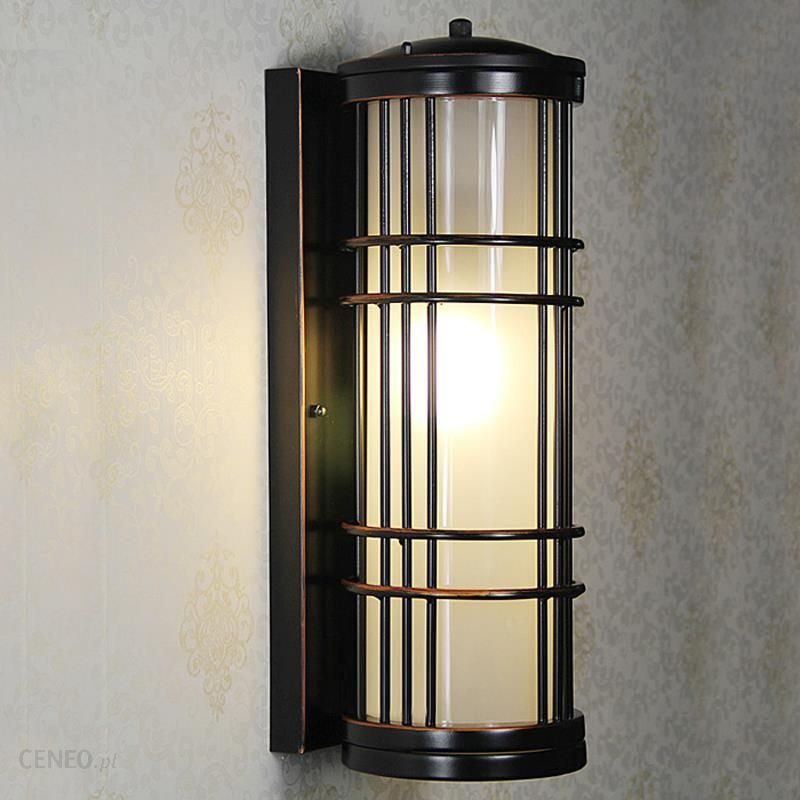 lampy ogrodowe retro ceneo