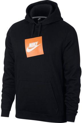 Nike BLUZA M NSW HBR CRW FT STMT AR3088 011