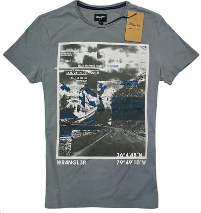 True Religion Tshirt z nadrukiem jet black Ceny i opinie