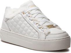 ed59a30b774dc Sneakersy GUESS - FLMET4 LEA12 WHITE eobuwie