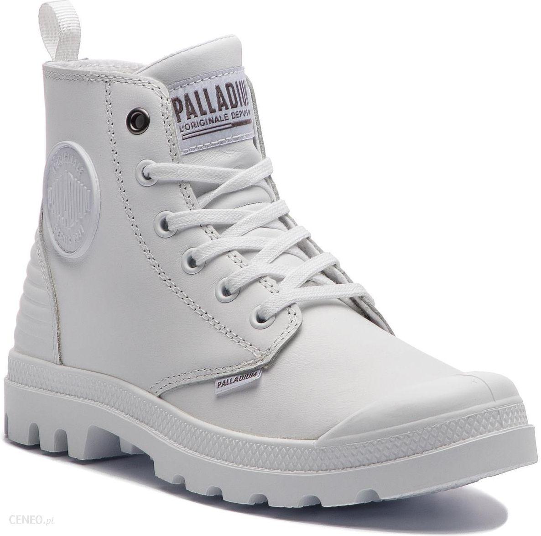 popularne sklepy sprzedawane na całym świecie bliżej na Trapery PALLADIUM - Pampa Hi Zip Pony Pr 75984-101-M White/White - Ceny i  opinie - Ceneo.pl