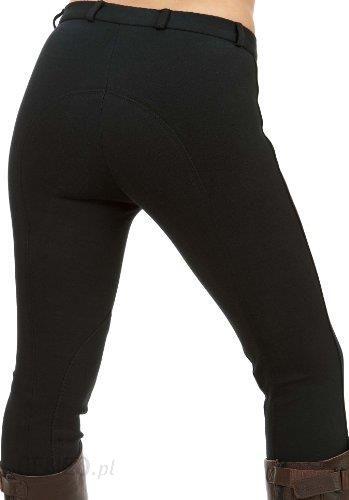 68441aa28a5fe Amazon Sherwood Forest damskie spodnie do jazdy konnej, czarny - zdjęcie 1