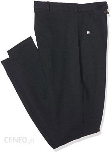 f3e71bca39c01 Amazon Harry's Horse damskie spodnie do jazdy konnej Beijing II-D48,  niebieski, 48