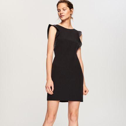 fde82cb1f9 Figl Sukienka Model M457 Black - Ceny i opinie - Ceneo.pl