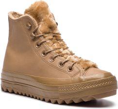 28728c1791ad Sneakersy CONVERSE - Ctas Lift Ripple Hi 562424C Teak Teak Teak eobuwie