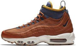 pretty nice 36dbe 097cc Buty męskie Nike Air Max 95 SneakerBoot - Brązowy - zdjęcie 1