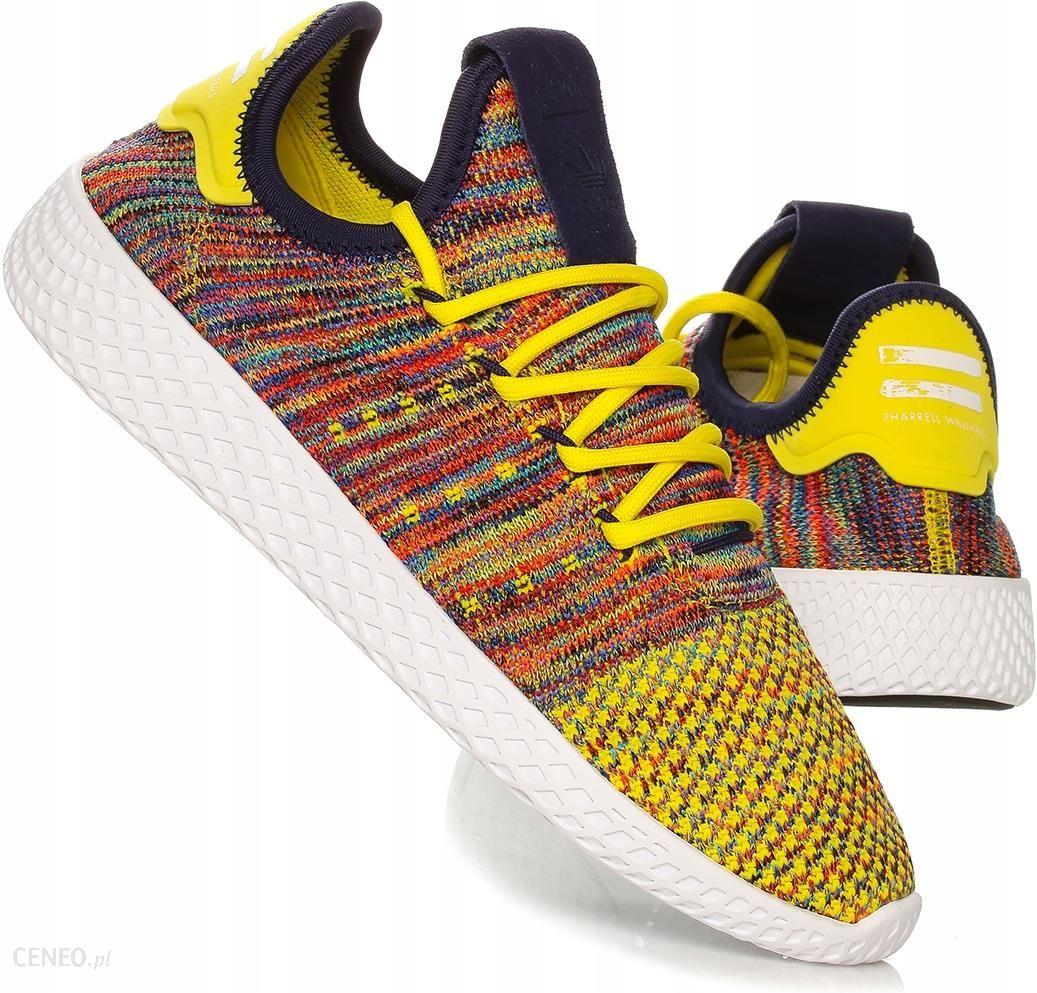 nowy koncept szeroki zasięg najniższa zniżka Buty męskie Adidas Pharrell Williams Tennis BY2673 - Ceny i opinie -  Ceneo.pl