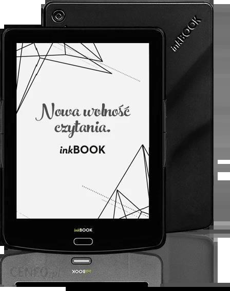 """""""InkBOOK Prime HD 6"""" juoda"""