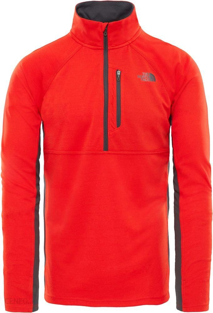 bluza the north face ambition 1 4 zip