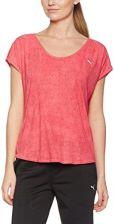 Amazon PUMA top damski T Shirt ESS Gym Tee, różowy, M Ceneo.pl