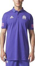 Amazon Adidas męski olympique Marseille koszulka polo, fioletowy, XS Ceneo.pl