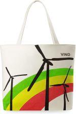 5d2110186c28e Torebka damska eko torba na zakupy kolory printy - wiatraki