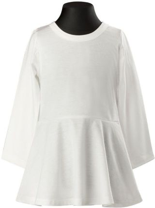 6648c55acb Amazon Tommy Hilfiger sukienka dziewczęca M Combi koszulka Dress L S ...