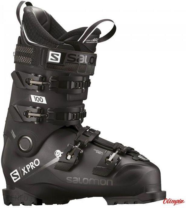 buty narciarskie salomon męskie 100